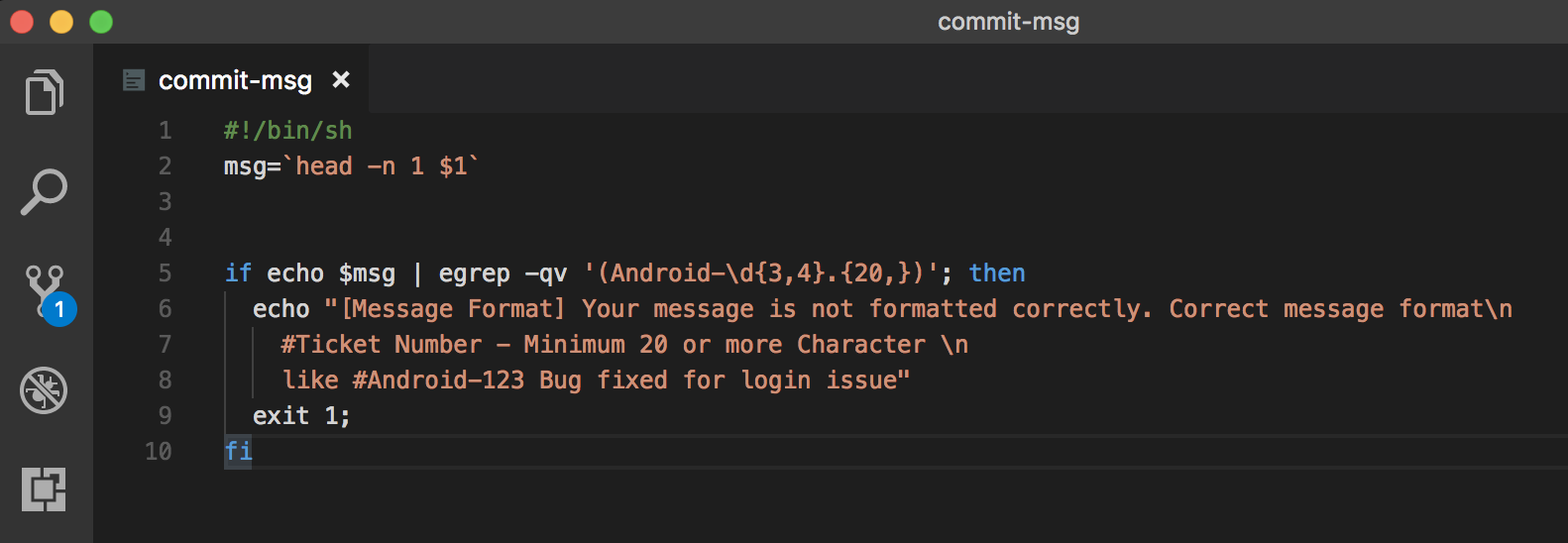 Case Study for Android CI -> CD -> CD = Continuous * ( Integration